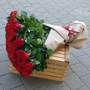 101 червона роза Трускавець