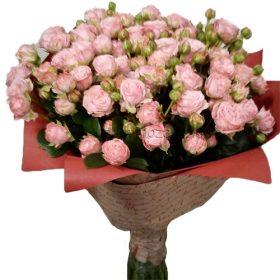 """Букет """"Бомбастик"""" розы"""
