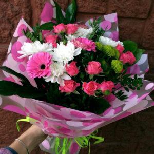 Бесплатная доставка цветов в Тернополе