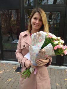 Магазин квітів у Трускавці