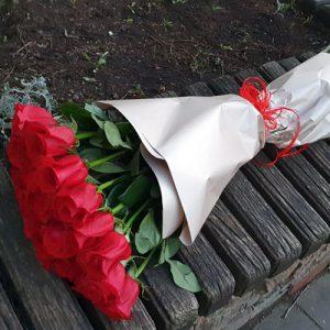 25 импортных роз в Трускавце фото