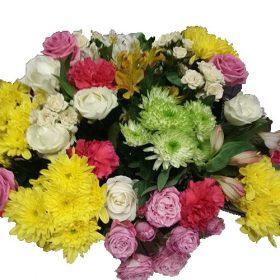 """Букет """"Весняний мікс"""" квіти"""
