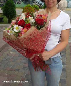 доставка цветов в Трускавец фото