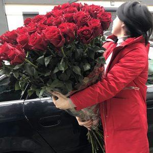 101 метровая роза Трускавец фото