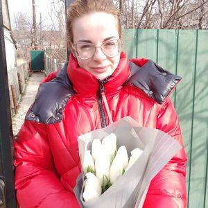 Фото товара 15 тюльпанів